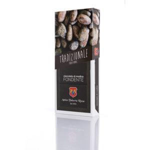 Cioccolato di Modica fondente nero