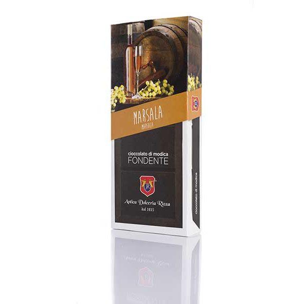 Cioccolato di Modica al Marsala